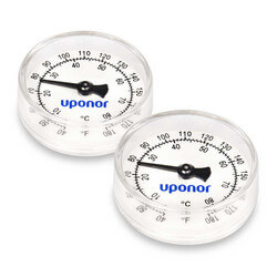 EP Heating Manifold Thermometer (Set of 2)