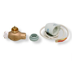 "3/4"" Thermal Zone Valve, four-wire"