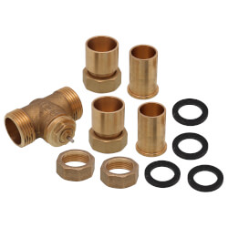 """1"""" & 3/4"""" Thermal Zone Valve, four-wire Product Image"""