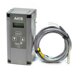 Single Stage Digital Temperature Control (24v, SPDT)