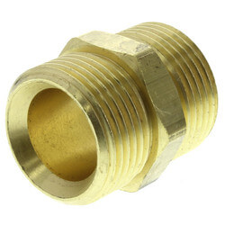 Coupling Nipple<br>R20 x R20 Product Image