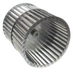 "Single Inlet Blower Wheel (7-19/25"" Diameter, 1/2"" Hub, CW) Product Image"