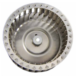 "Blower Wheel<br>(4"" Diameter x 1-1/2"" Width, 5/16"" Bore) Product Image"
