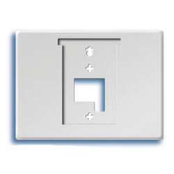 Wall Plate for RF Thermostats