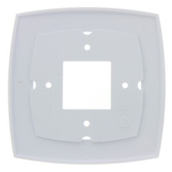 Small Wall Plate for Small Footprint Thermostats