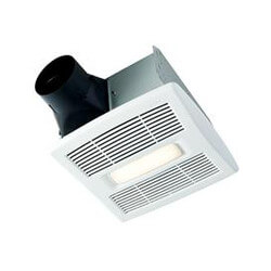 InVent Series Single-Speed Fan w/ LED Light (80 CFM, 1.5 Sones) Product Image