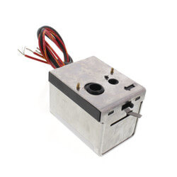 """24V Normally Closed High Temp Actuator w/ 18"""" Leads & End Switch Product Image"""