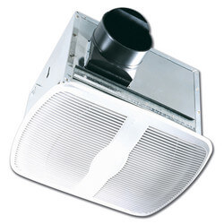 """AK80H Humidity Sensing<br>Exhaust Fan 4"""" (80 CFM) Product Image"""