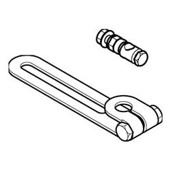 AM-161-3 - Barber Colman AM-161-3 - Damper Crankarm and Ball Joint