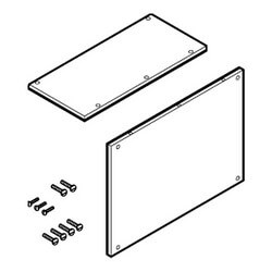 Gasketed Cover Kit<br>for MP9000 Product Image