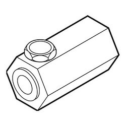 Rod End Connector<br>for MK-71X1 Product Image