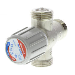 "1/2"" Lead Free Union Sweat Mixing Valve<br>(70°F-145°F) Product Image"