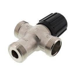 "3/4"" NPT Union Mixing Valve (Heating Only) Product Image"