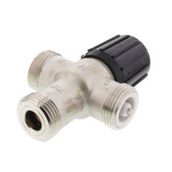 "1"" Union Sweat Lead Free Mixing Valve (70-120F) Product Image"