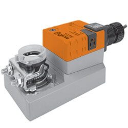 Non-Spring Return, On/Off/Floating Point Control Damper Actuator, Direct Coupled - 100 to 240 VAC (Customizable Product)