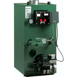 AP-590U 103,000 BTU Output, Oil-Fired Steel Water Boiler w/ Coil (Pkg) Product Image