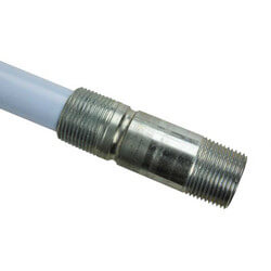 "1"" Diameter x 23.5"" Long Dip Tube, w/ 1"" NPT Nipple Product Image"