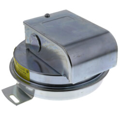 """SPDT Air Pressure Switch<br>(.30 To 12.0"""" W.C) Product Image"""