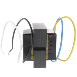 Foot mounted 120 Vac Transformer with 9 in. lead wires (NEMA D Rating)