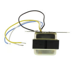 Plate mounted 120 Vac Transformer with 9 in. leadwires