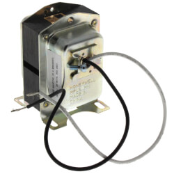Foot Mounted, Plate Mounted, or Clamp Mounted 120 Vac Transformer w/ 9 in. Lead Wires (40VA)