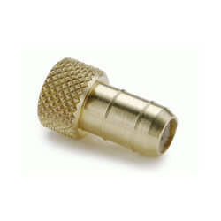 "1/4"" Barbed Plug<br>(50 units) Product Image"