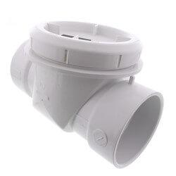 "4"" PVC Backwater Valves Product Image"
