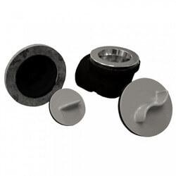 Std. ABS Bath Waste RI Kit w/ CP Lift & Turn Drain Body (1 Hole) Product Image