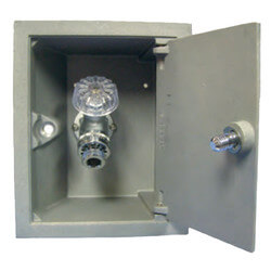 """Model-B24, 1/2"""" FPT<br>Anti-Siphon Box Hydrant Product Image"""