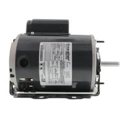 Fan & Blower Motor - 1/2 HP, 1725 RPM, 1 PH, Selective CCW (115V) Product Image