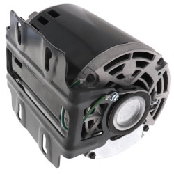 Fan & Blower Mtr - 1/2 HP, 1800 RPM, 1 PH, Selective CCW (115/208-230V) Product Image