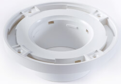 PVC Watertight Toilet Flange Product Image