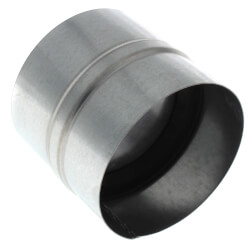 "BDD4R 4"" Round Duct Metal Back Draft Damper Product Image"