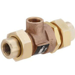 "1/2"" IPS Complete Internal Backflow Preventor Repair Kit"