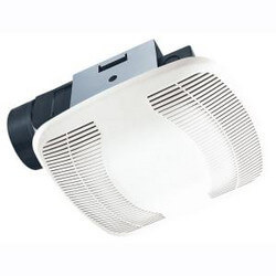 """BFQ90 High Performance Exhaust Fan w/ 4"""" Duct<br>(90 CFM) Product Image"""