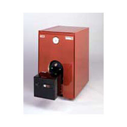 B-8 - 183,000 BTU Output Oil Boiler w/ Riello Burner