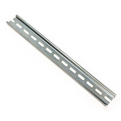 12 inch long DIN Mounting Rail
