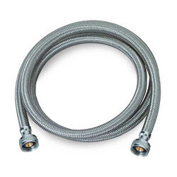 """3/4"""" x 4' Washing Machine Connector Product Image"""
