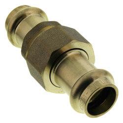 """1/2"""" Press Copper Union Product Image"""