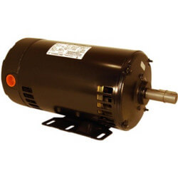"5"" 3-Phase ODP Motor (460/200-230V, 3450 RPM, 2 HP) Product Image"