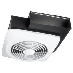 """Model 502, 10"""" Side Discharge Ventilation Fan (270 CFM) Product Image"""