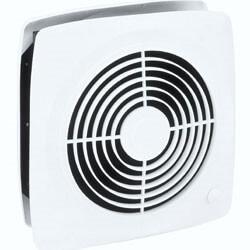 """Model 510, 10"""" Room-to Room Ventilation Fan<br>(380 CFM) Product Image"""