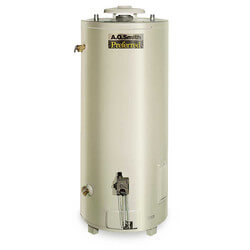 65 Gallon - 65,000 BTU Commercial Gas Water Heater
