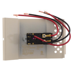 Double Pole Electric Baseboard Heater Thermostat (Almond) Product Image