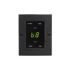 BAYweb Network Thermostat Keypad (Black)