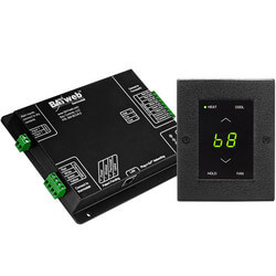 BAYweb Standard Network Thermostat (Black)
