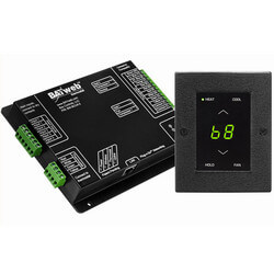 BAYweb Advanced Network Thermostat (Black)