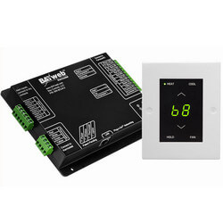 BAYweb Advanced Network Thermostat <br>(White) Product Image