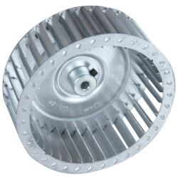 "Blower Wheel for Carrier (4-1/2"" Diameter x 1-5/8"" Width, 1/4"" Bore) Product Image"