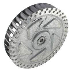 "Blower Wheel for Carrier (5-3/4"" Diameter x<br>1"" Width, 5/16"" Bore) Product Image"